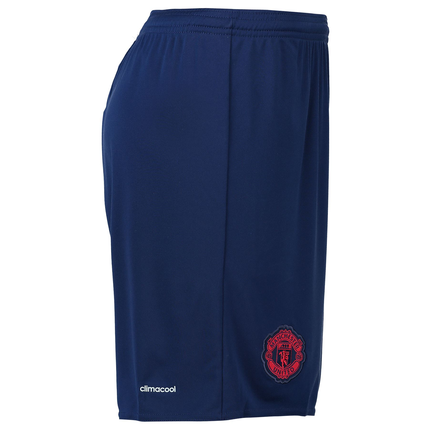 Adidas hommes football manchester united ext rieur short for Manchester united exterieur