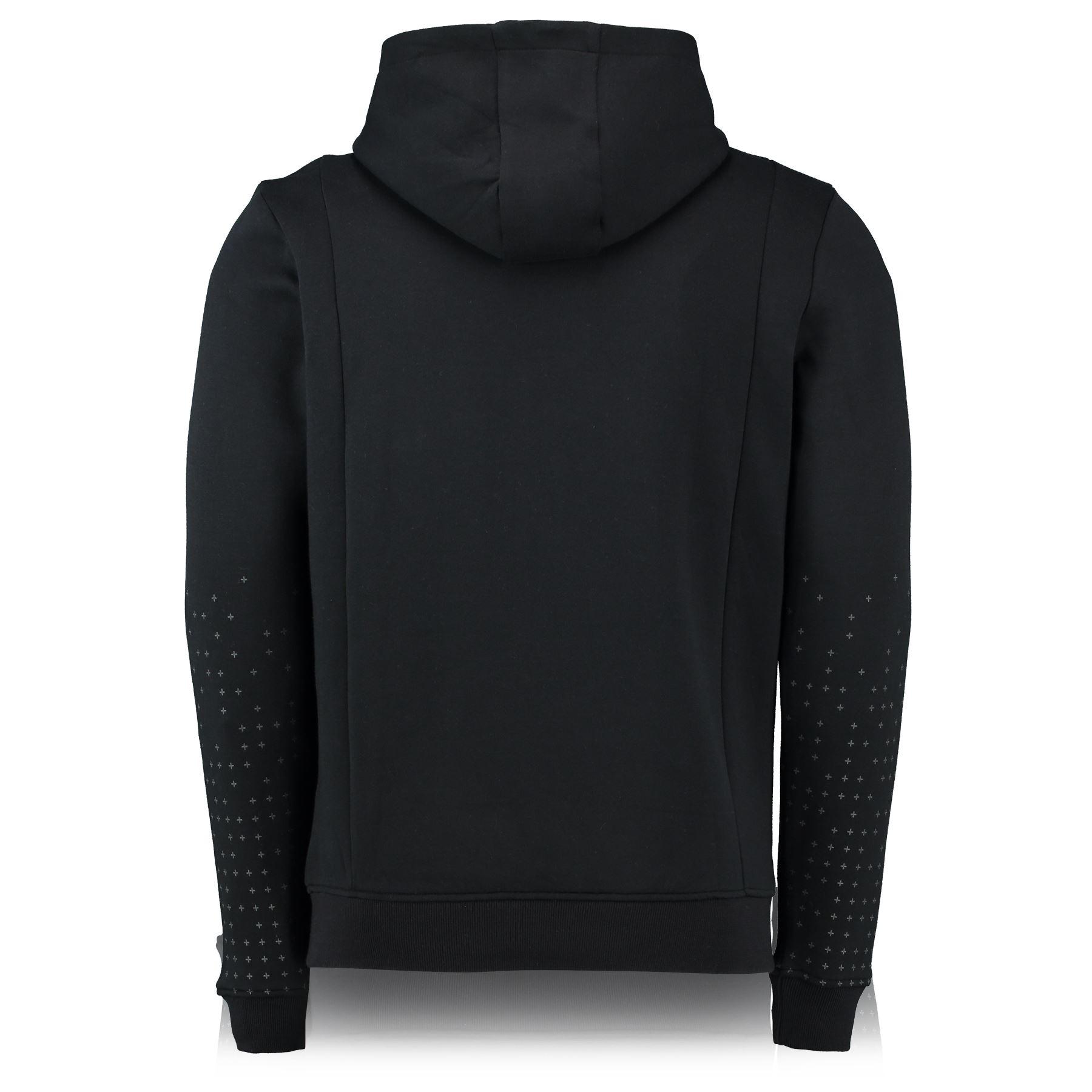 puma mens mercedes amg petronas hooded sweat track jacket. Black Bedroom Furniture Sets. Home Design Ideas