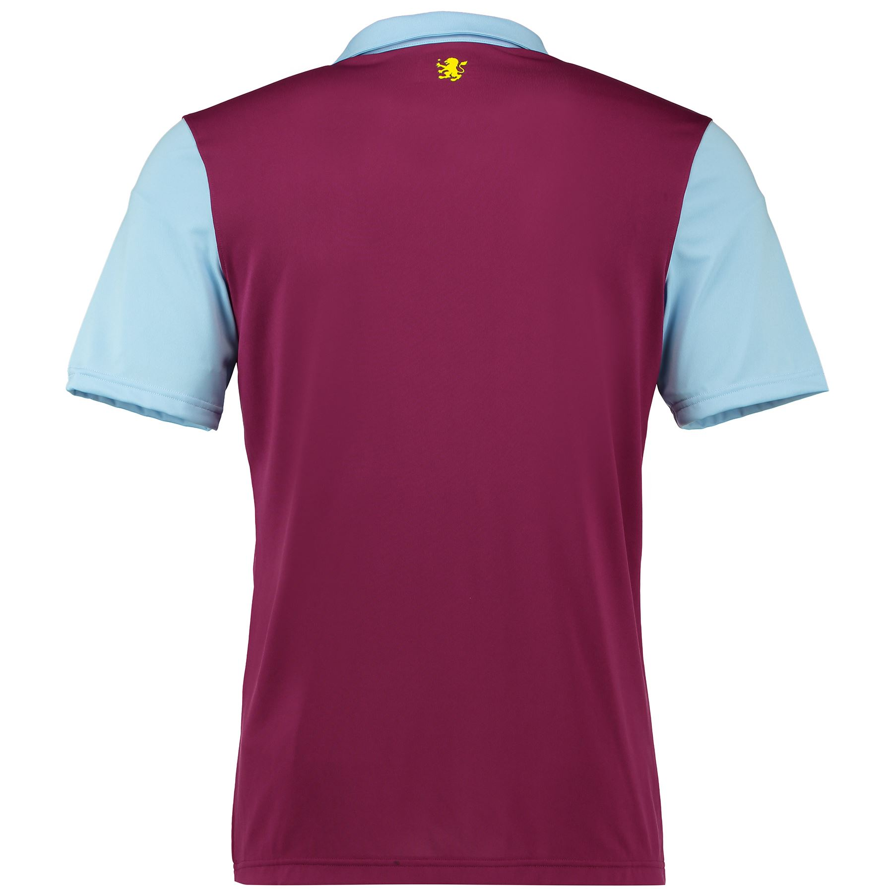 Under armour childrens kids football aston villa home for Under armour shirts for kids