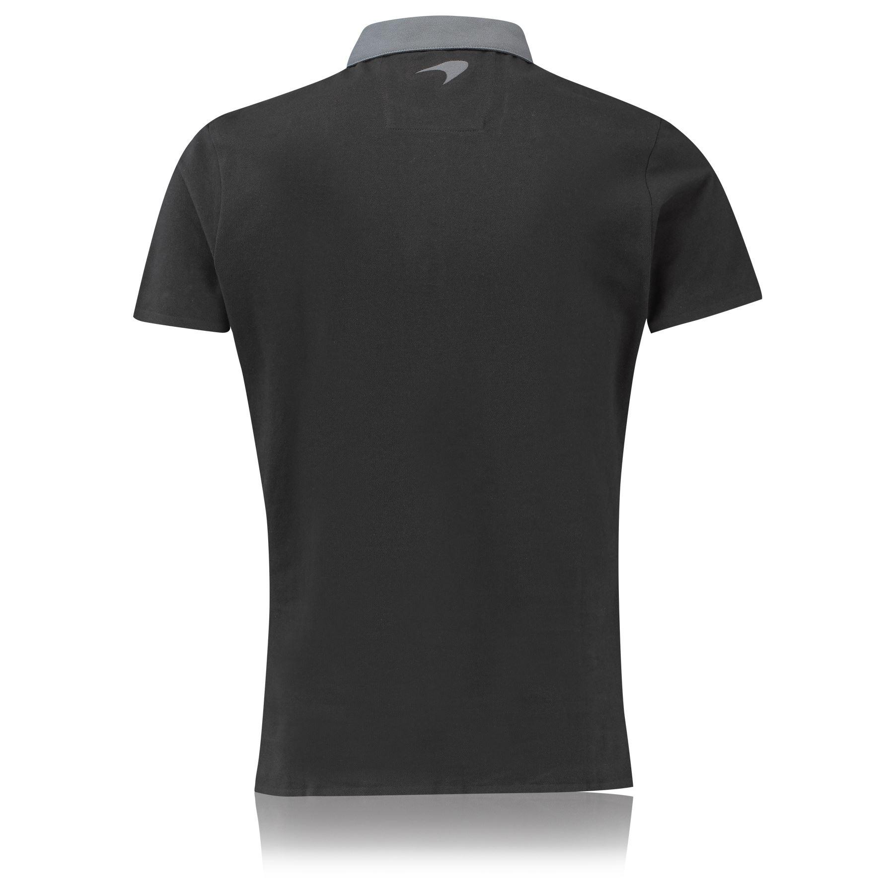 McLaren Honda Mens Gents Official Team Travel Polo Shirt ...