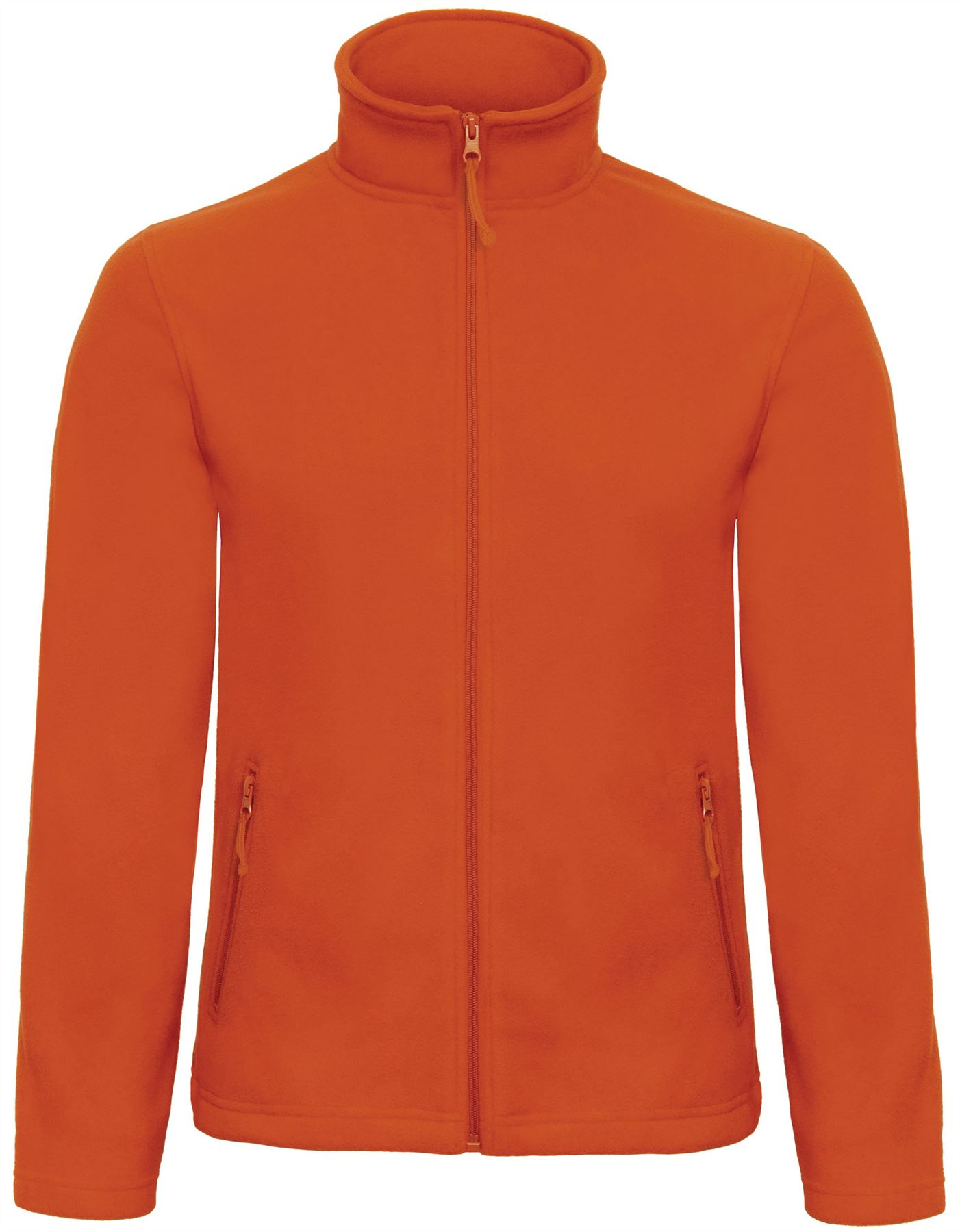 B-amp-c-collection-homme-ID-501-casual-veste-en-polaire-FUI50-full-zip-100-polyester
