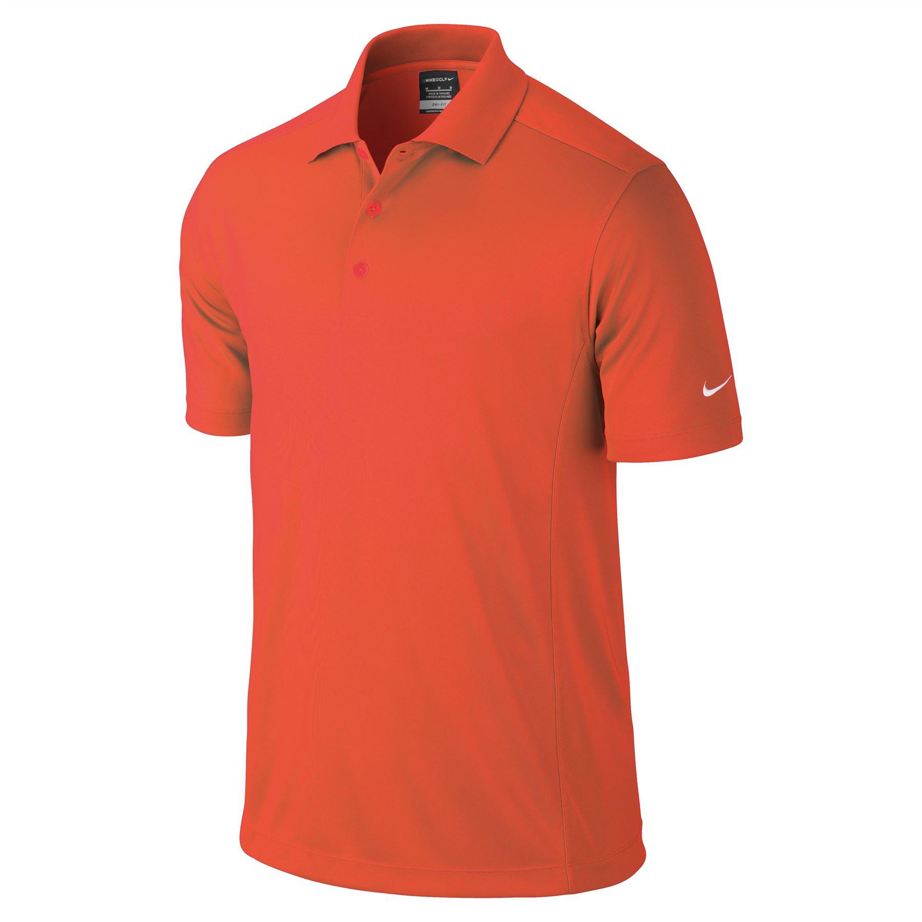 Nike Dri Fit Polo Shirt Ebay