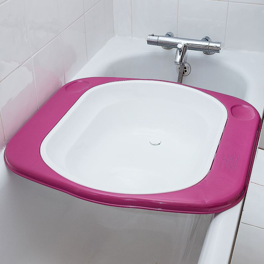 Safetots Over The Bath Supabath -Large Baby Bath Tub For