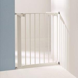 safetots wide walkthrough safety barrier narrow stair gate. Black Bedroom Furniture Sets. Home Design Ideas
