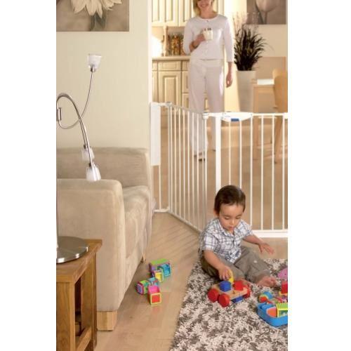 Lindam Wall Mounting Kit White To Convert Lindam Child