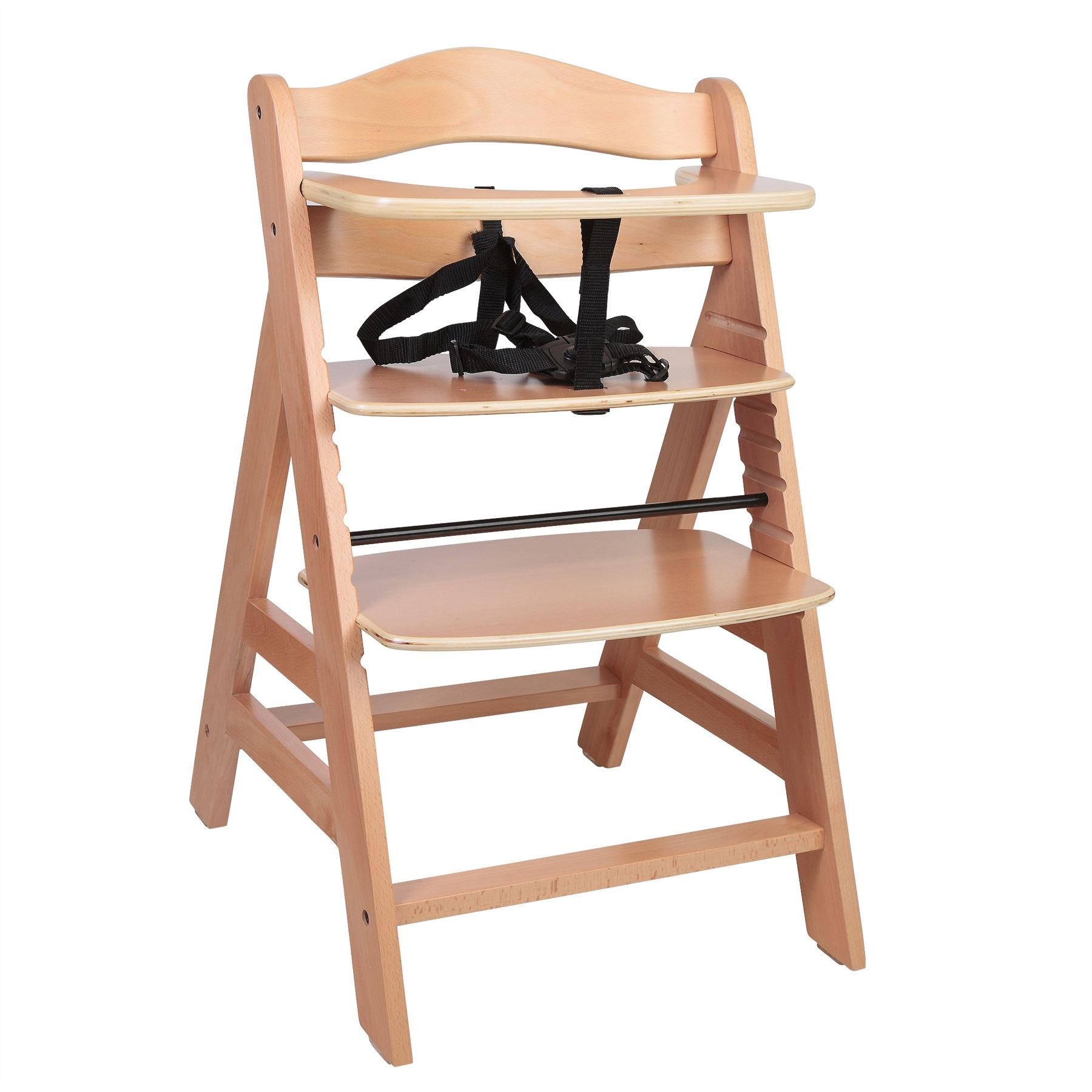 Safetots A Frame Multi Height High chair Premium Wooden ...