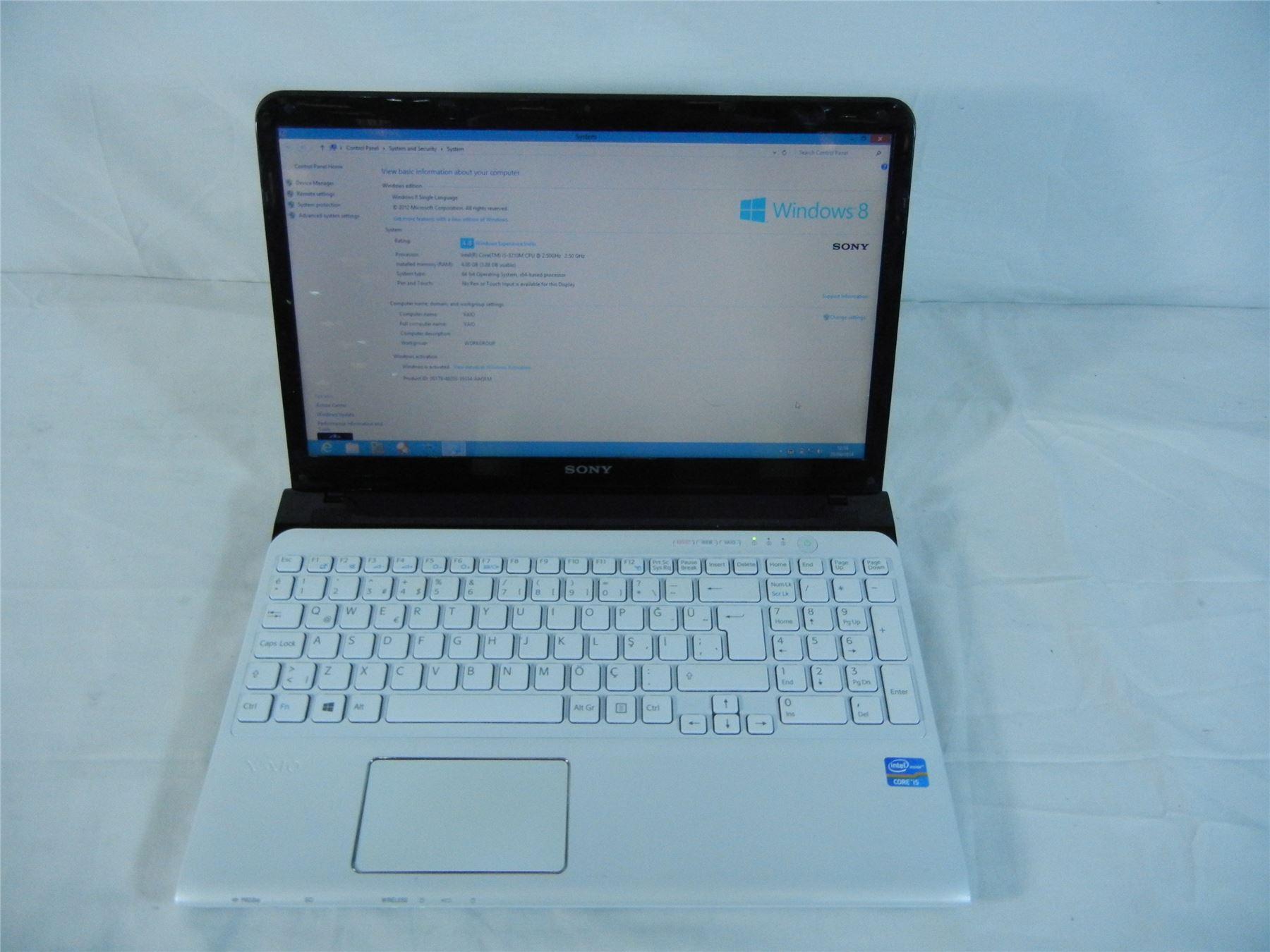 Как сделать скриншот на ноутбуке vaio