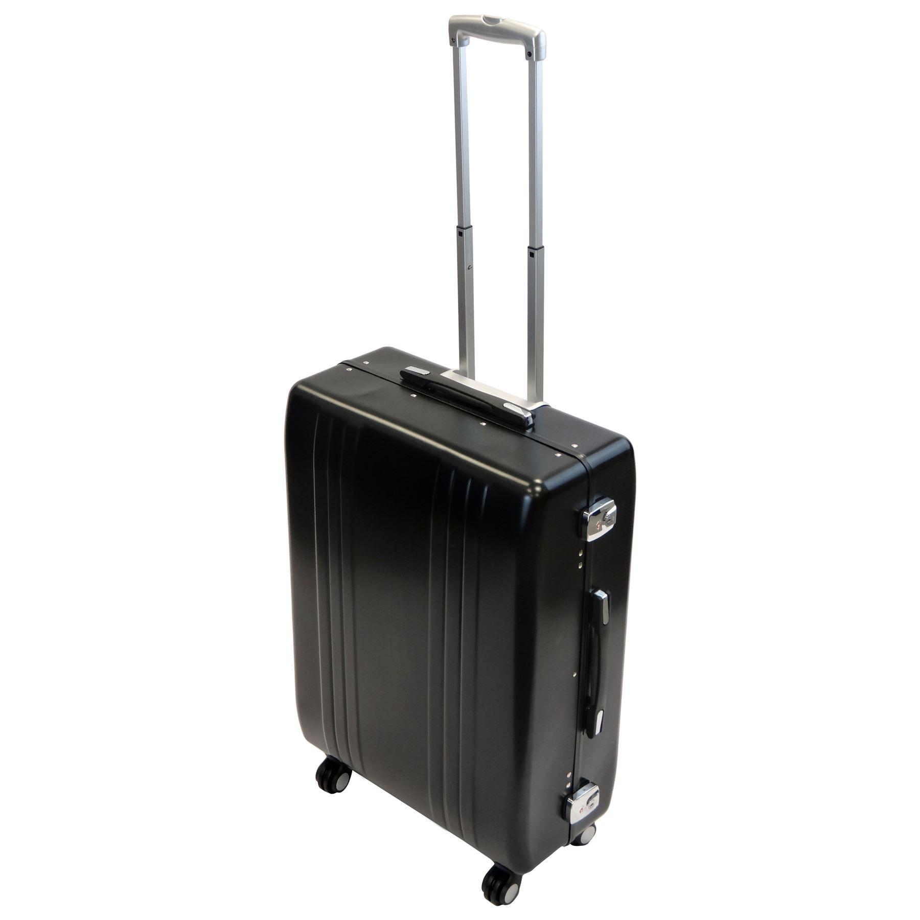 ba10a00d7 Aluminium Spinner Suitcase Small/Medium/Large Hard Cabin .