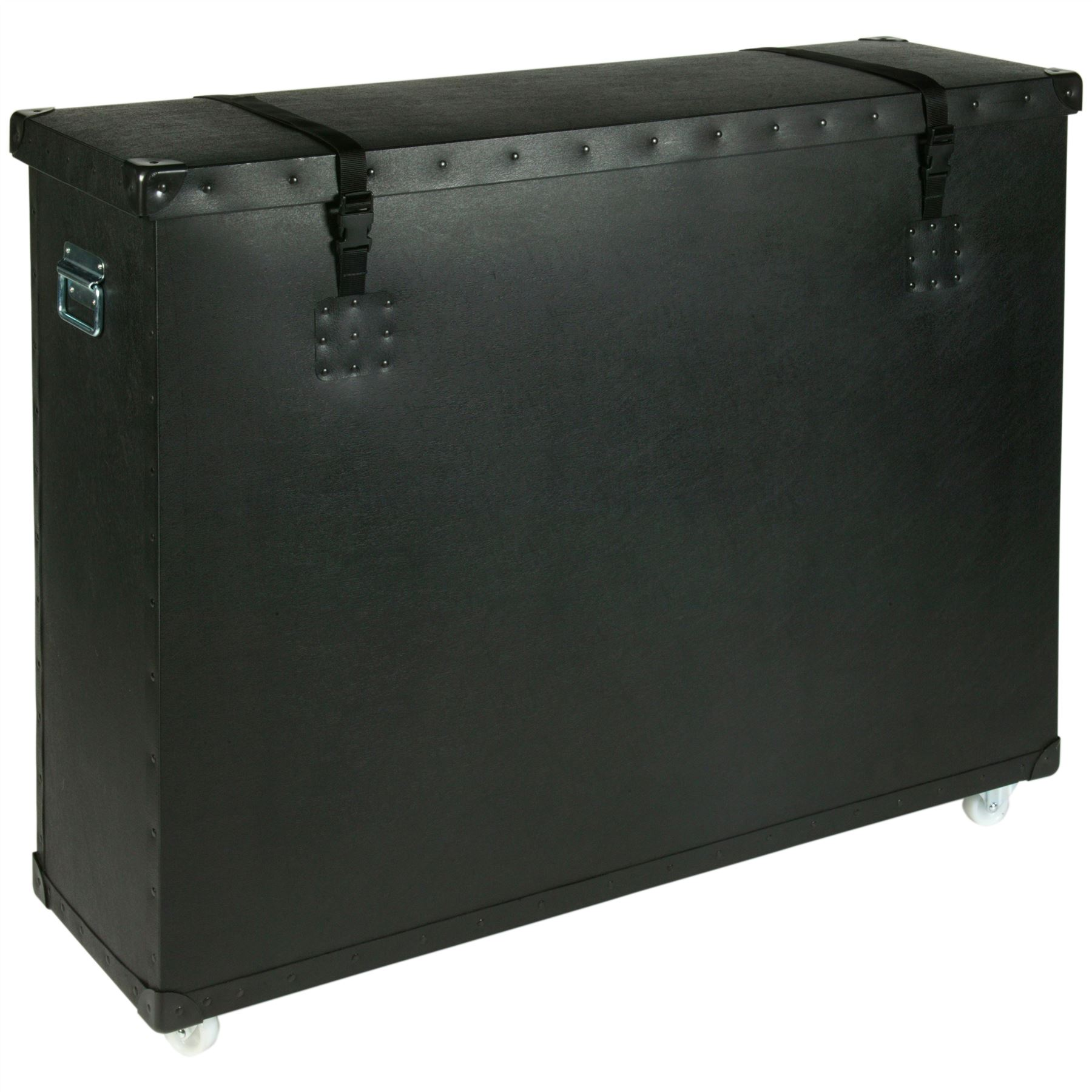 Exhibition Stand Carry Cases : Large wheeled storage trunk case box for exhibition