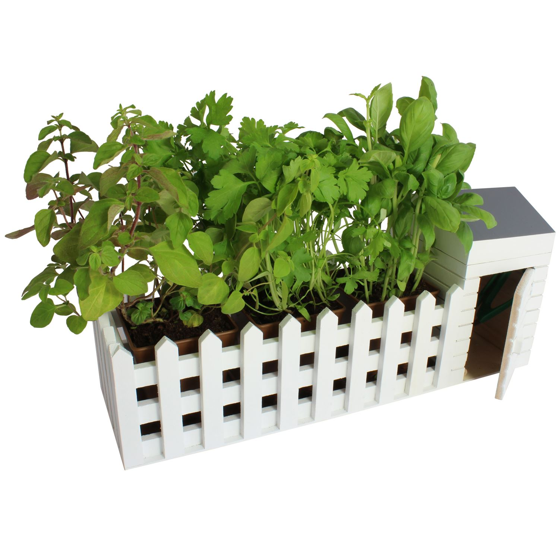 Indoor Garden Allotment Plant Pot Planter Herb Window Box