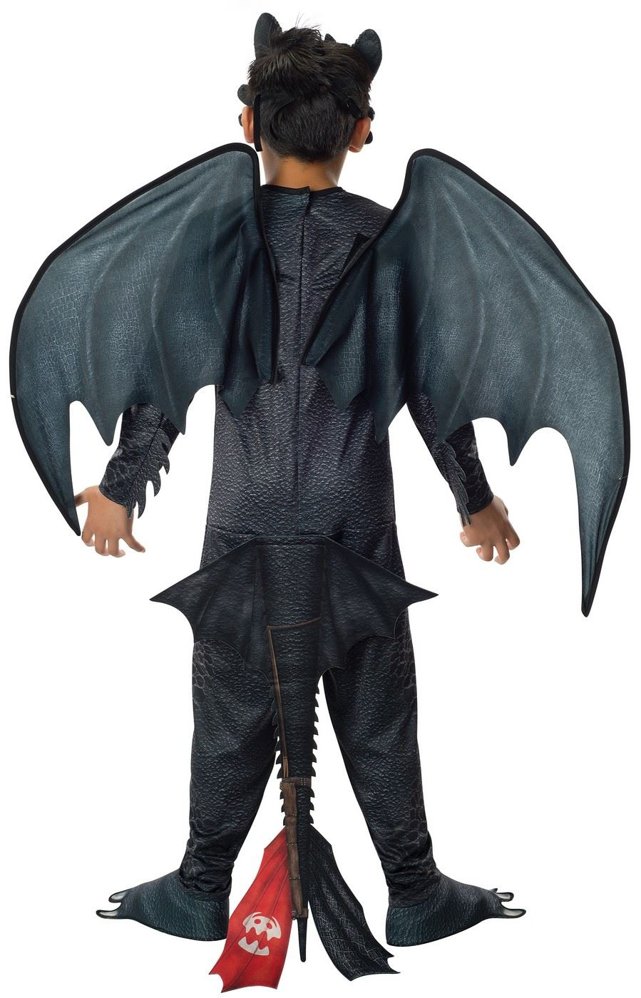 how to train your dragon toothless costume uk