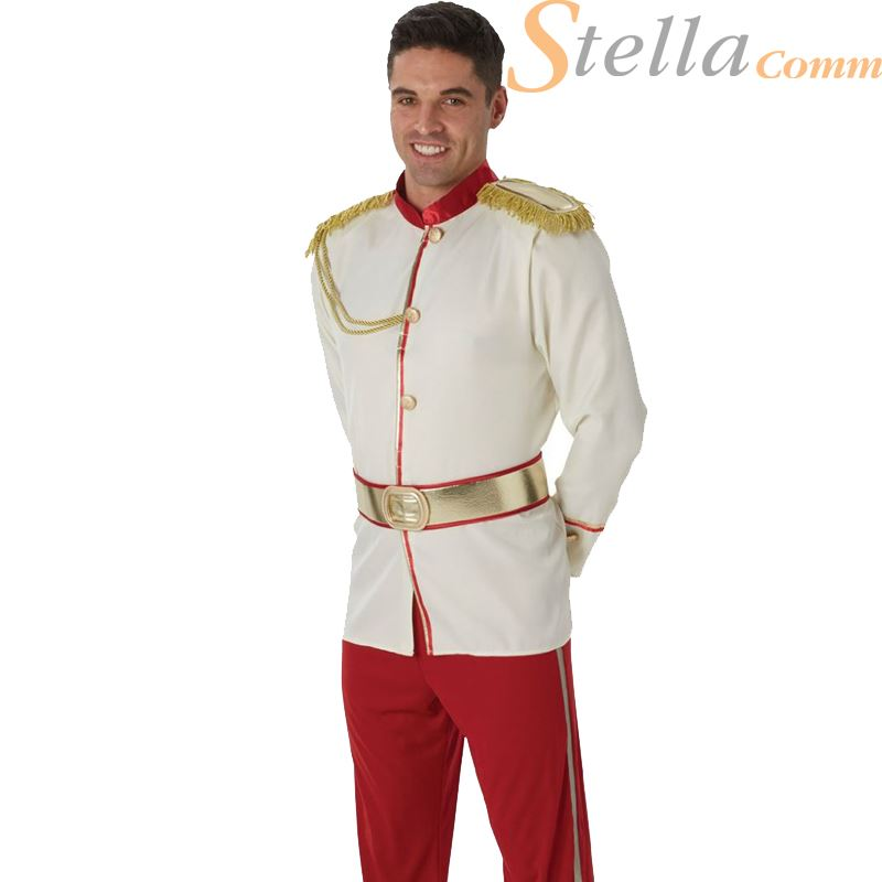 mens prince charming disney fairytale book day adults