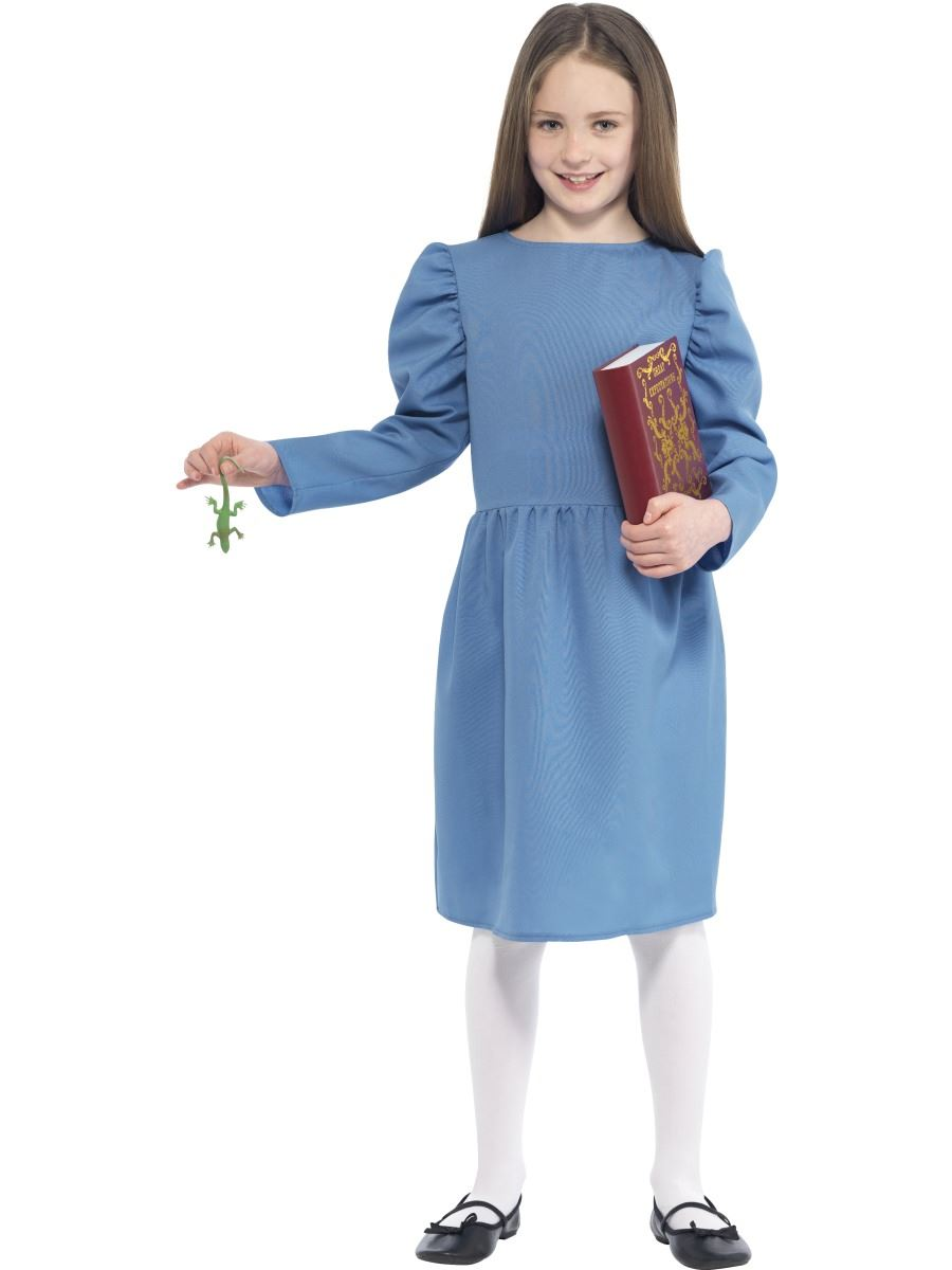 World Book Day Matilda Roald Dahl Costumes