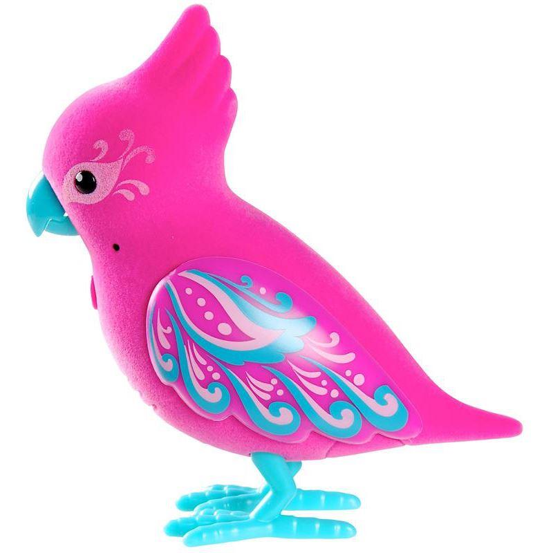 Bird Talking Toy : Little live pets tweet talking birds singing electronic