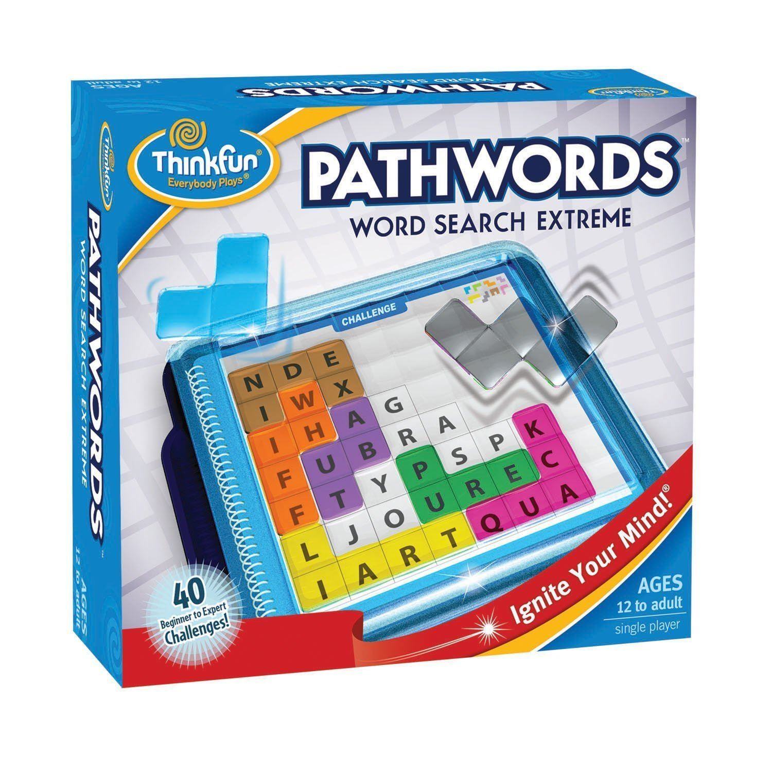 how to play word search board game