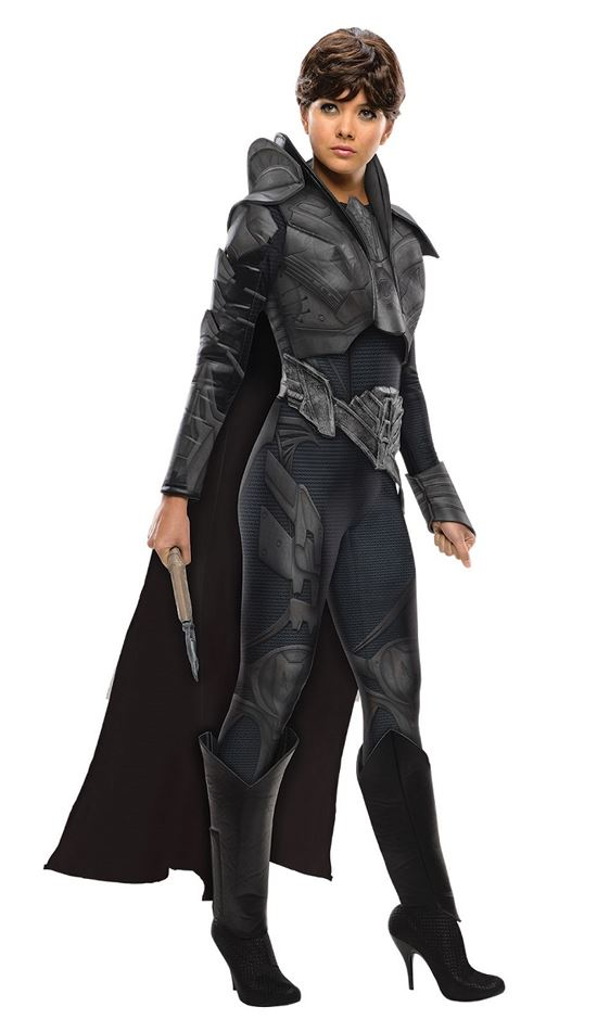 femme sexy faora superman man of steel super h ros costume d guisement tenue ebay. Black Bedroom Furniture Sets. Home Design Ideas