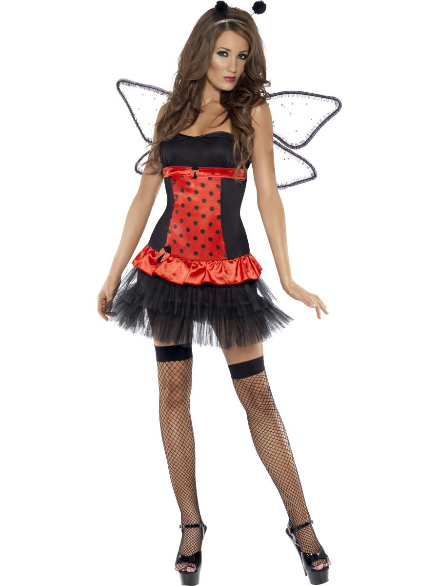 Lady Bug Bumble Bee Costume for Women