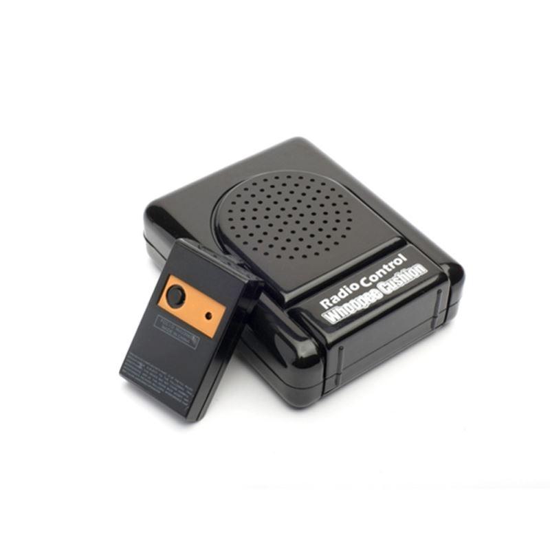 Radio t l commande whoopee coussin p teur machine blague farce cadeau ebay - Coussin telecommande ...
