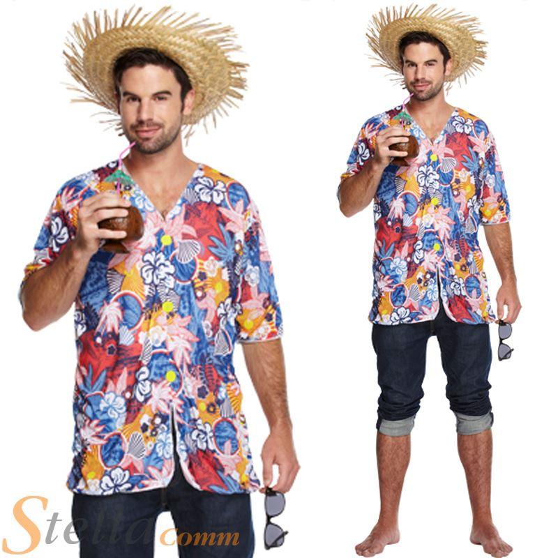 Vintage Hawaiian Shirts Dresses by thehanashirtco on Etsy