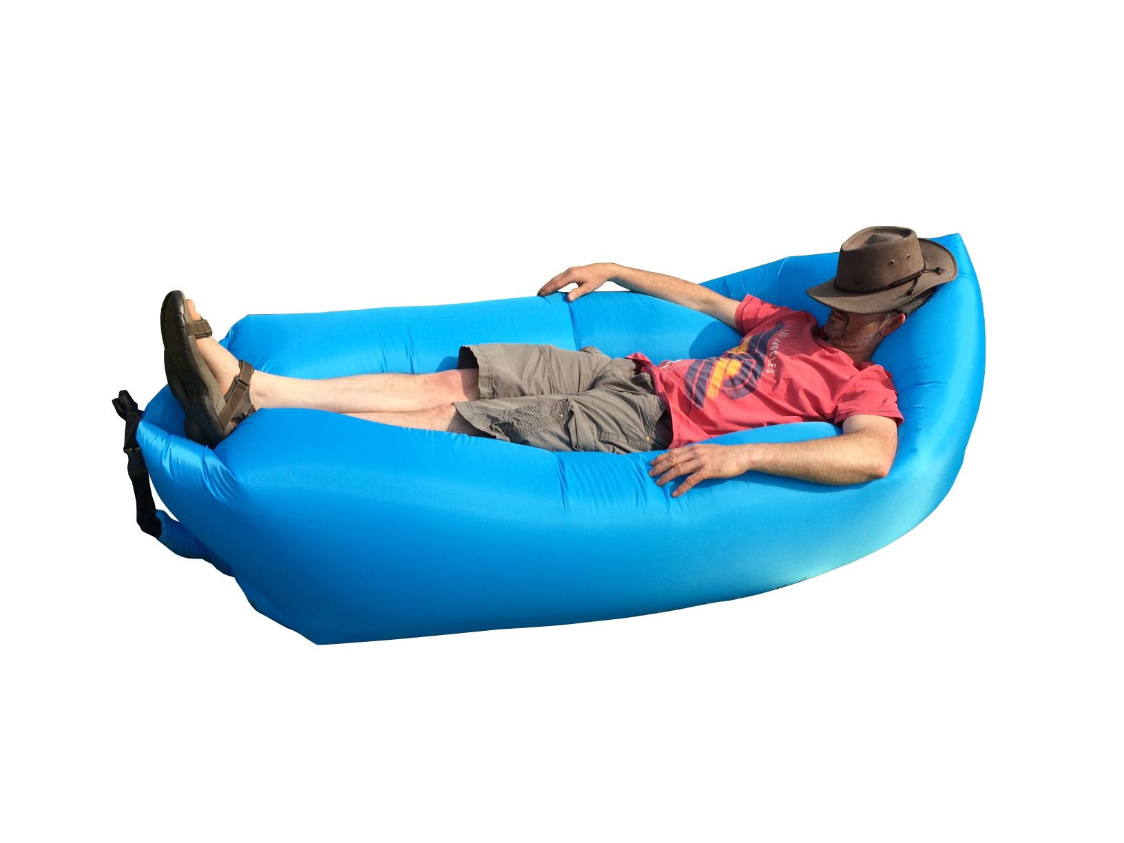 Ultimo inflatable sofa chair air bed luxury seat camping Camping blow up sofa