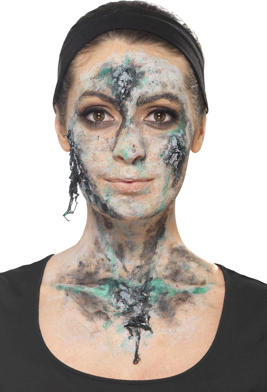 Liquid Latex Face 51