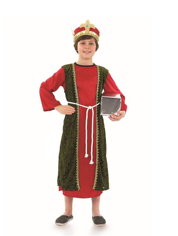 Boys Wise Men Christmas 3 Kings Nativity Play Kids Childrens Fancy ...
