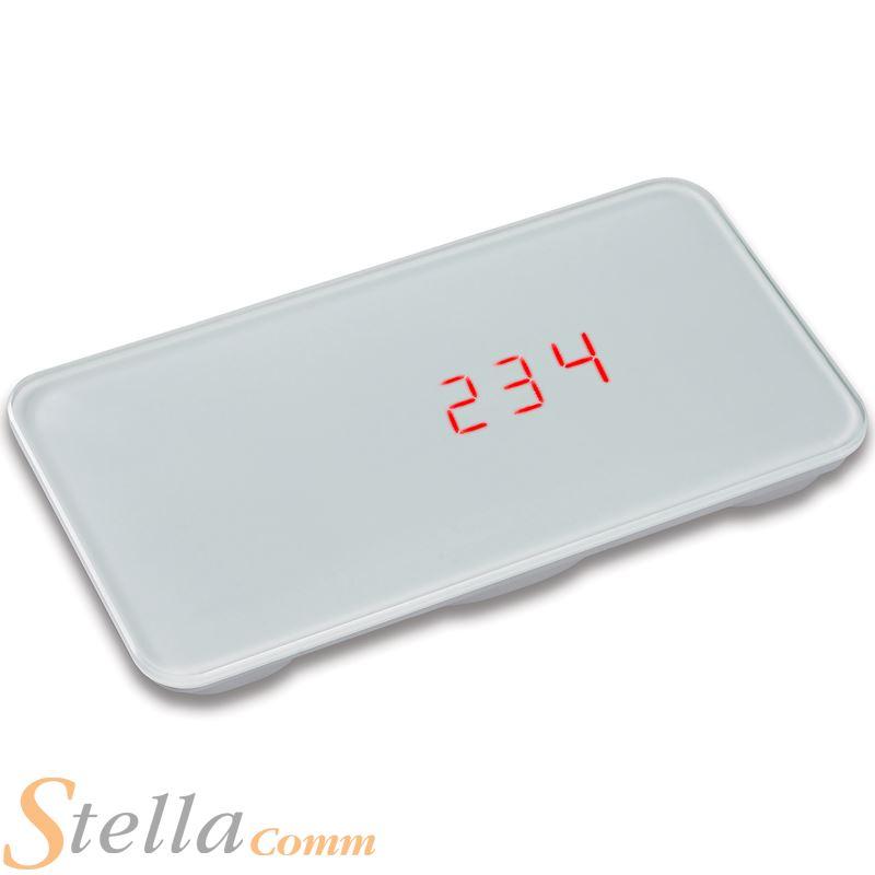 Baño Portatil Pequeno:Cuerpo portátil Escalas LED Digital Mini Baño Escalas del peso kg