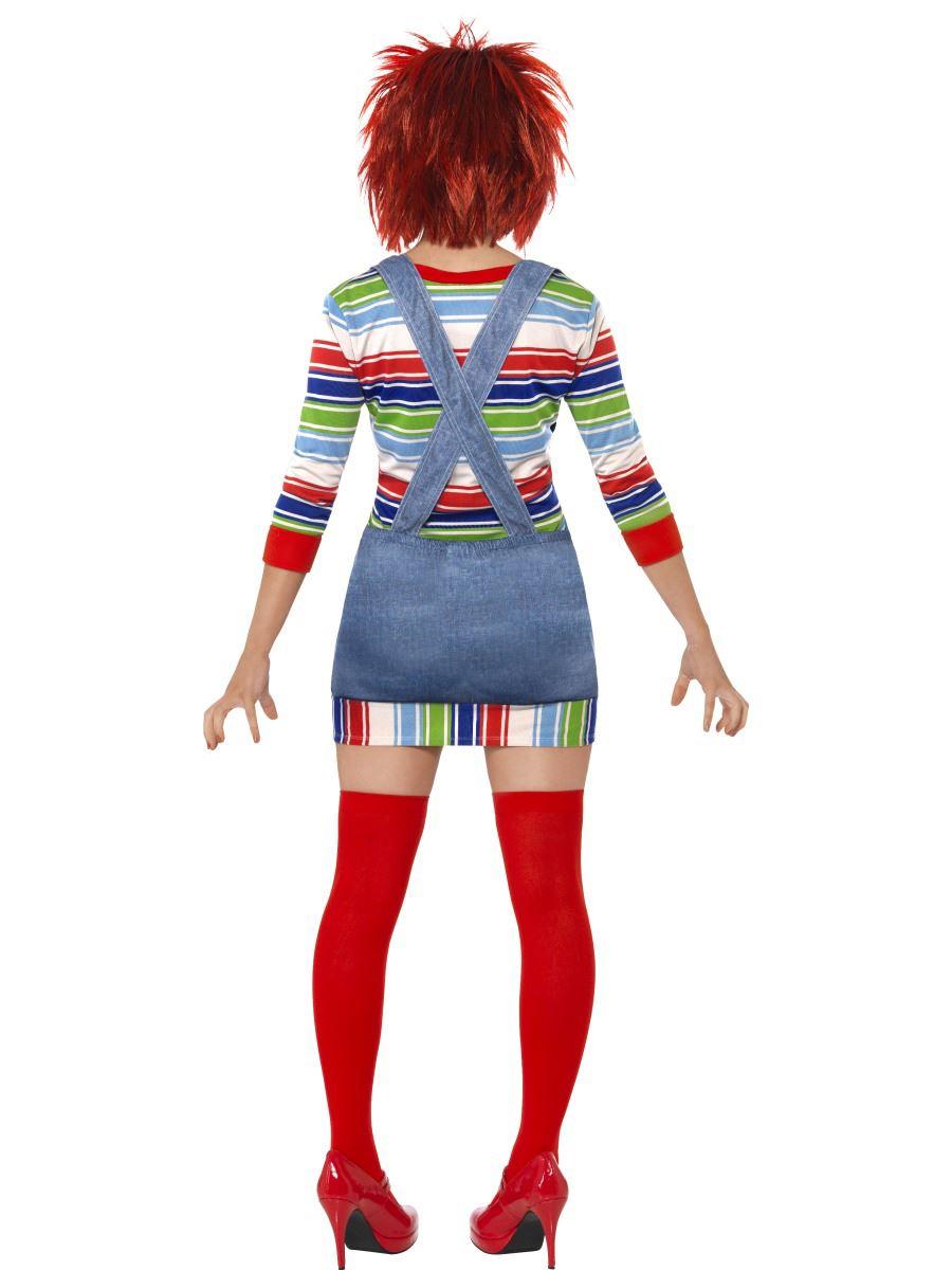 Chucky Halloween Costume For Adults Adult-miss-chucky-halloween