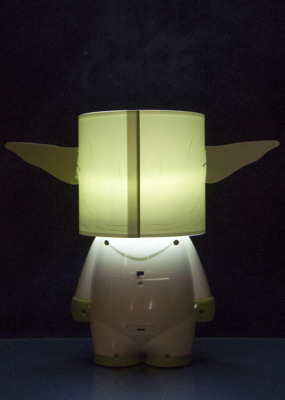 Licensed Look A Lite Character LED Desk Bedroom Mood Lamp ...