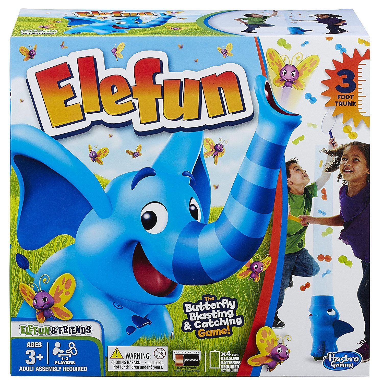 Hasbro Elefun Butterfly Catching Childrens Game | eBay