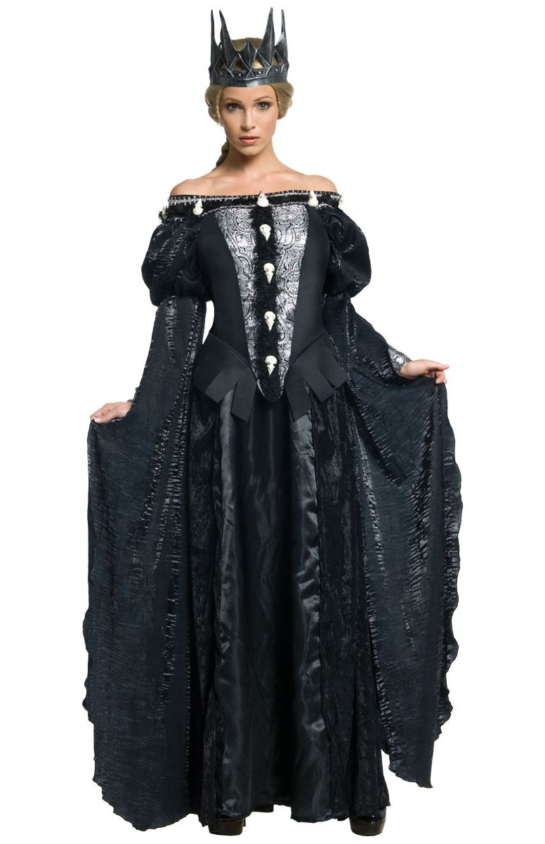 White witch dress costume