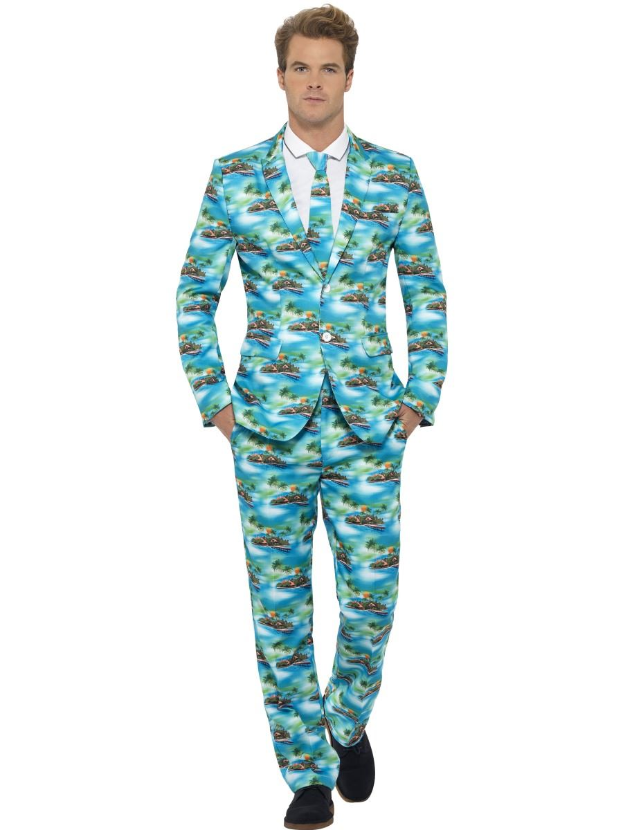 Hawaiian Business Suits for Men