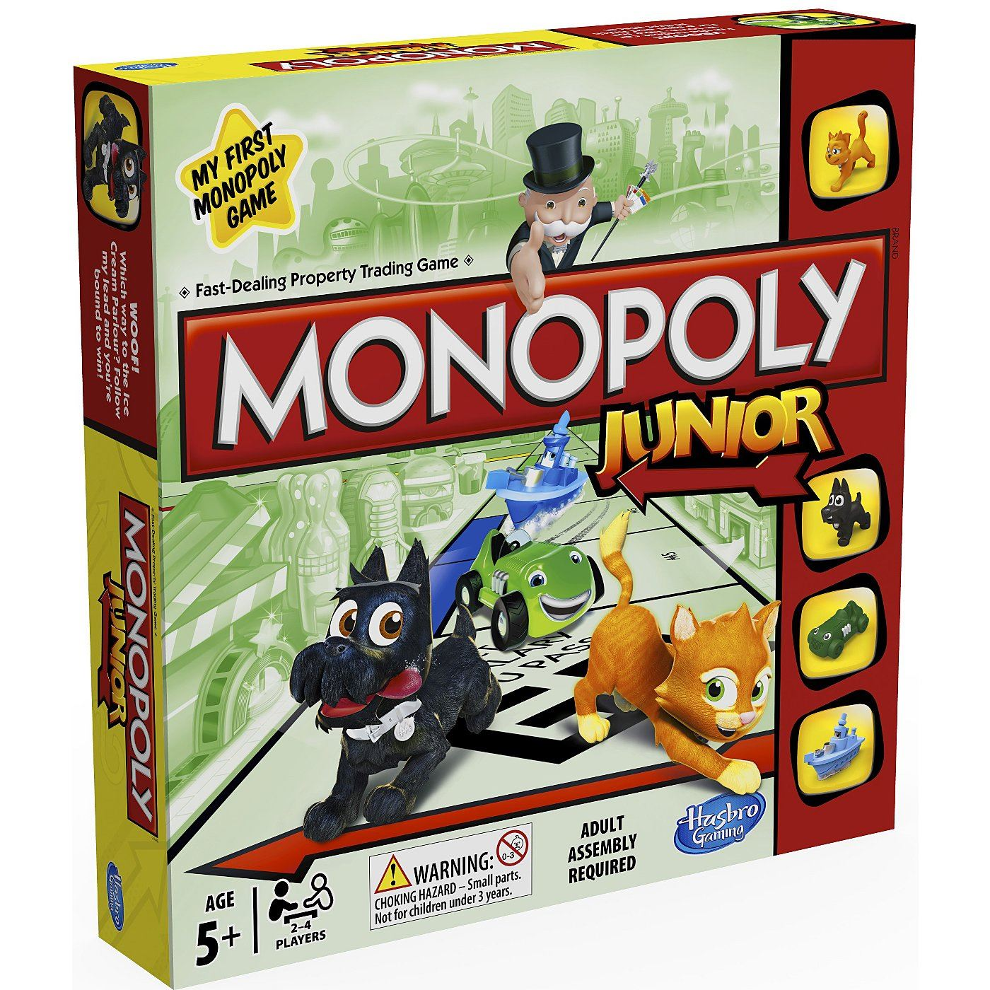 a description of monopoly business success game Watson felt that for the game to be a success in the united  business, a monopoly-like game not associated with  game description: gay monopoly.