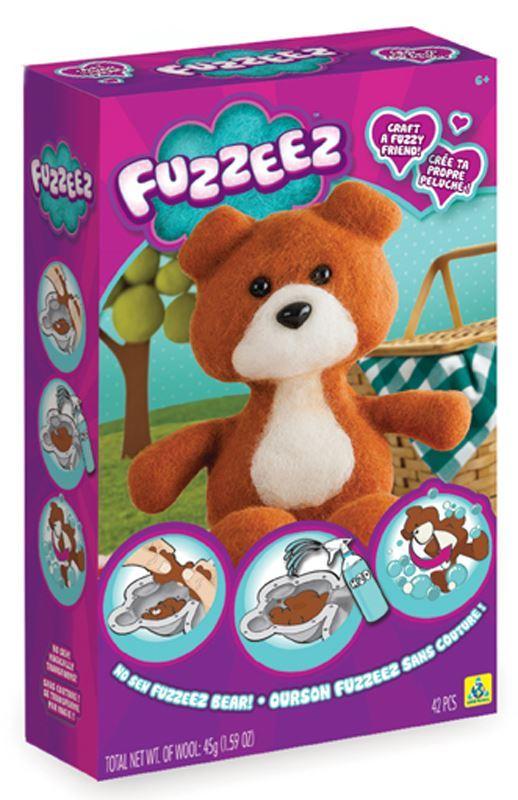 Cat Toy Fuzzeez