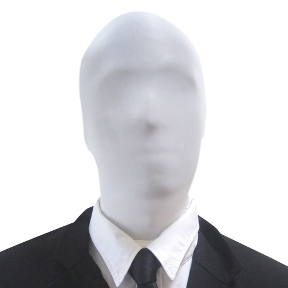 Adult Morphsuits Morph Masks Unisex Halloween Fancy Dress Costume ...