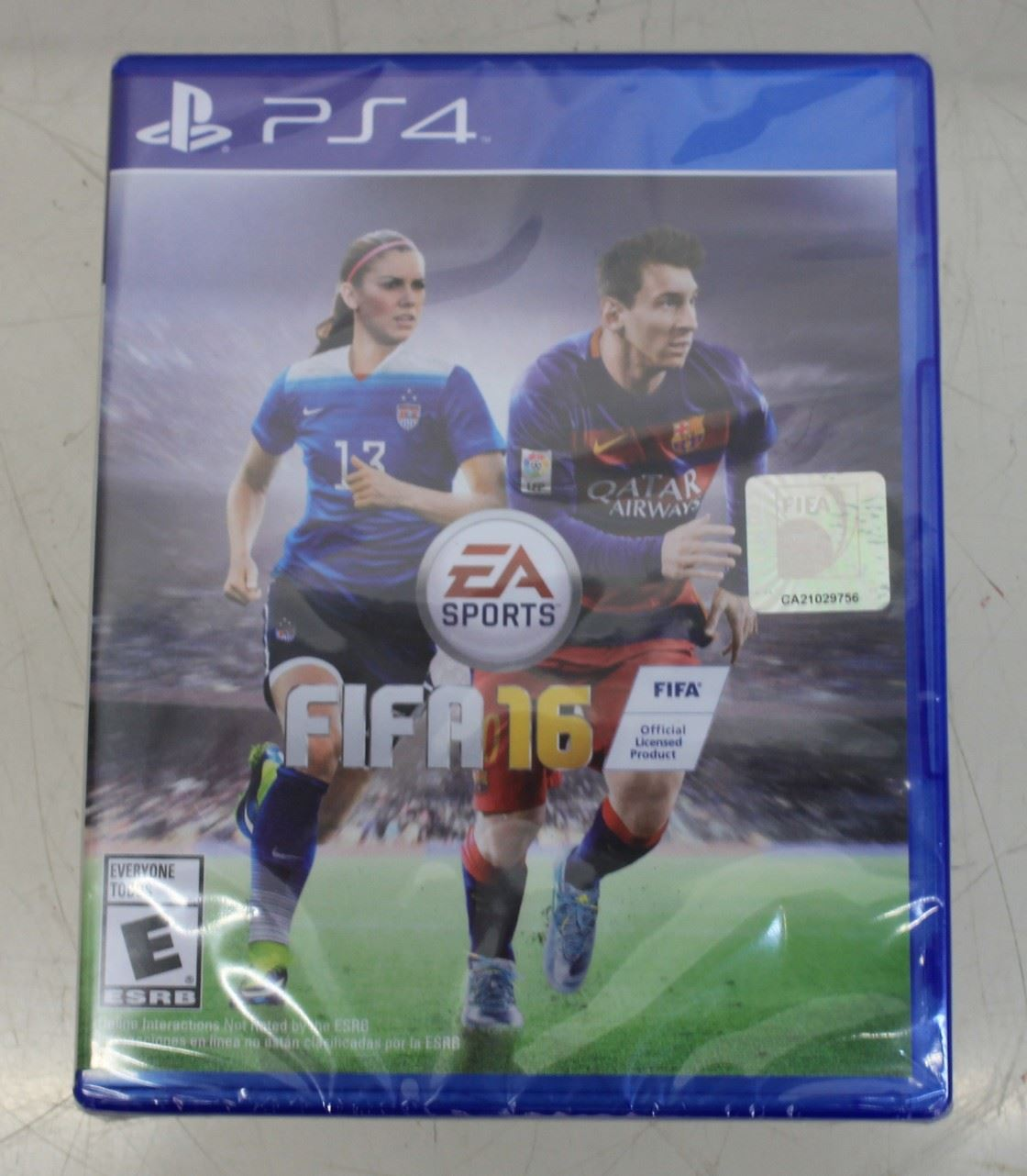 Sports Games For Ps4 : Bnib fifa sony playstation ps ea sports soccer video