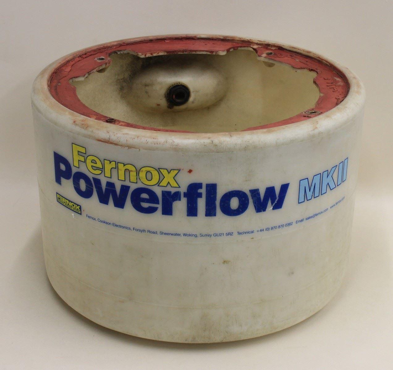 power flushing machine