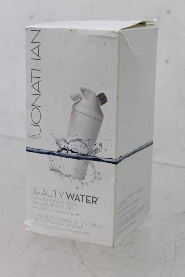 bnib jonathan hair care jonathan beauty water shower replacement filter 4522 ebay. Black Bedroom Furniture Sets. Home Design Ideas