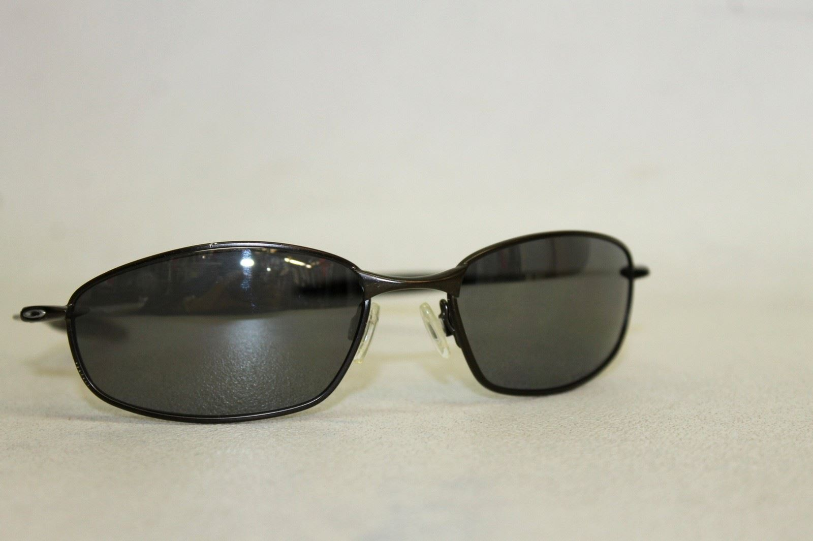 85df6fc19e3 Oakley Whisker Silver Black « Heritage Malta