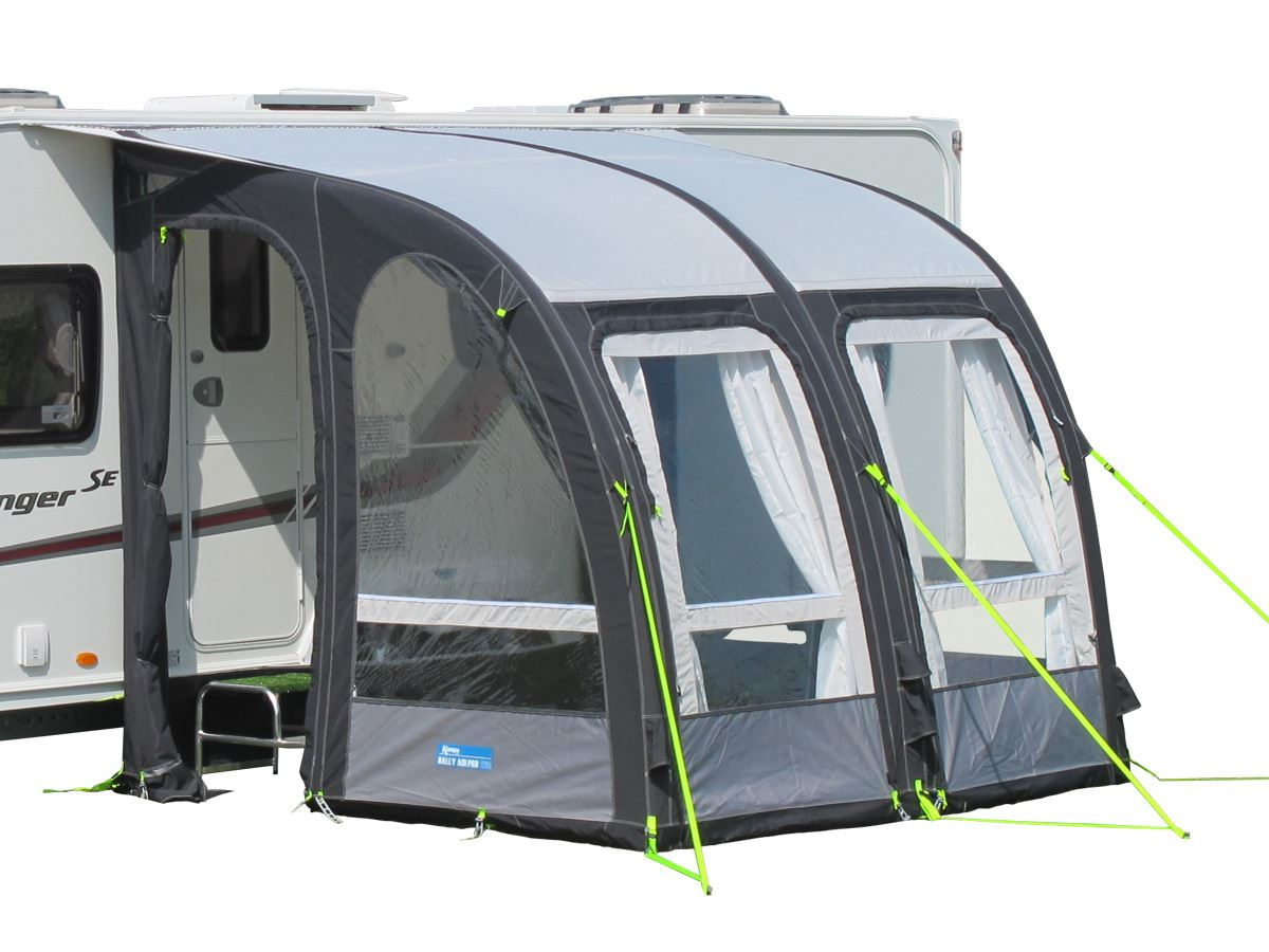 Bnib Kampa Rally Air Pro 260 Series 2 Inflatable Caravan
