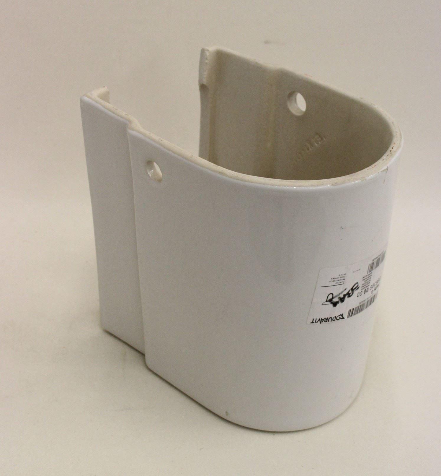 Sink Wrap For Pedestal Sink : ... -Happy-D-0863850000-Semi-Pedestal-Bathroom-Handwash-Sink-Basin-Cover