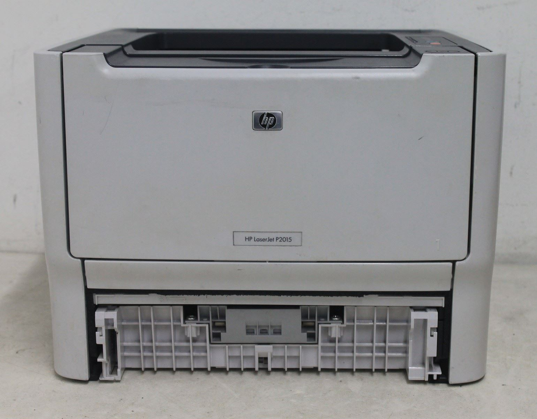hp laserjet p2015 desktop office usb type b monochrome 250 sheet a4 printer ebay. Black Bedroom Furniture Sets. Home Design Ideas