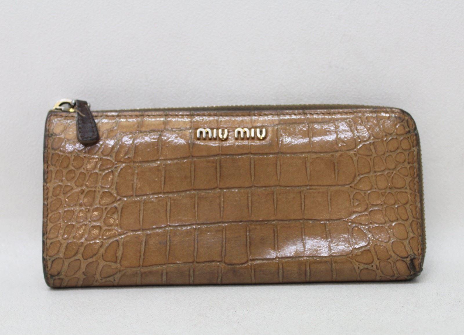 Miu Miu Wallet Ebay