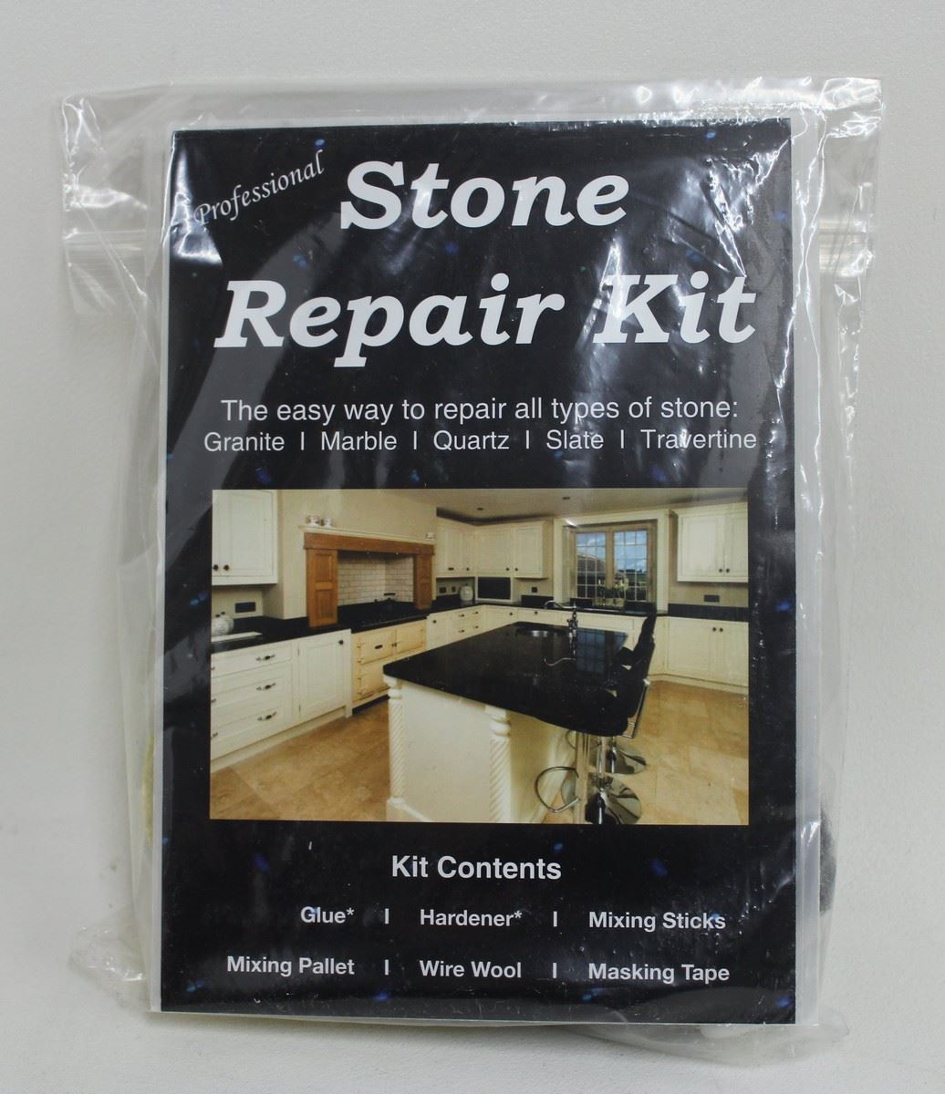 New Fireplace Professional Stone Repair Kit For Slate
