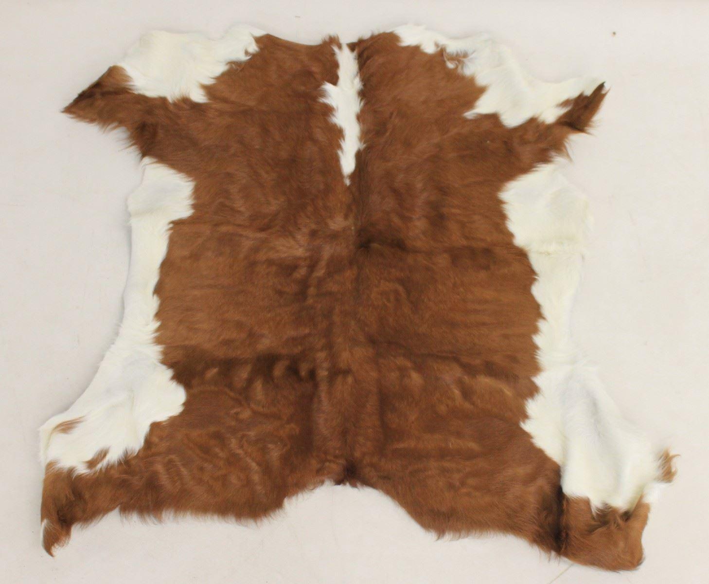 Calfskin Rug Cowhide Cow Hide Skin Leather Calf Calfhide