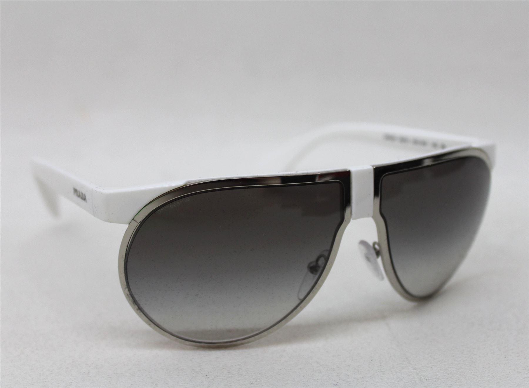 b6a5c6b6487 Prada Studded Shield Sunglasses