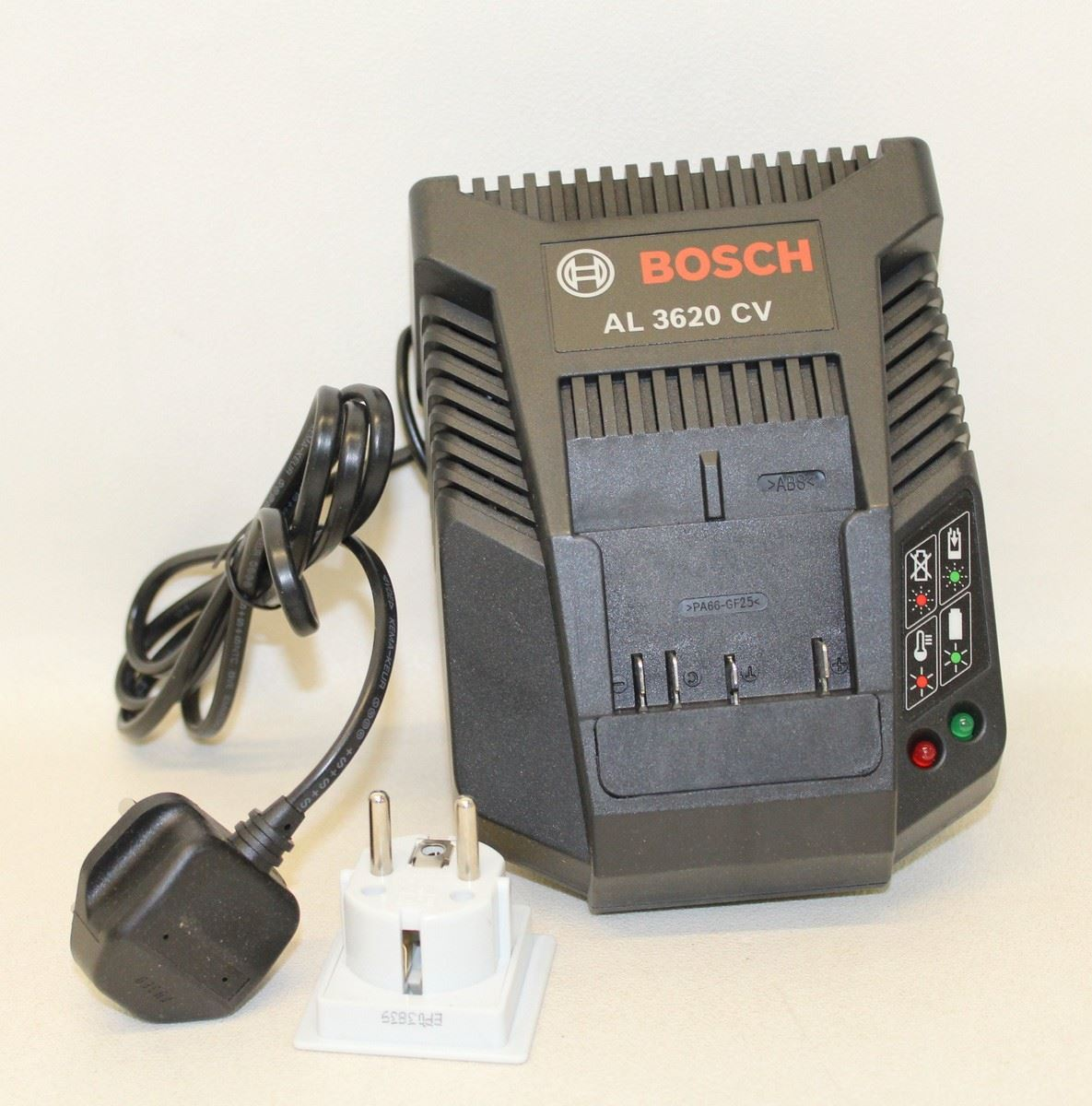 bnib bosch al 3620 cv 36v battery charger type f016800313 3165140660419 26072  u2022  u00a337 95