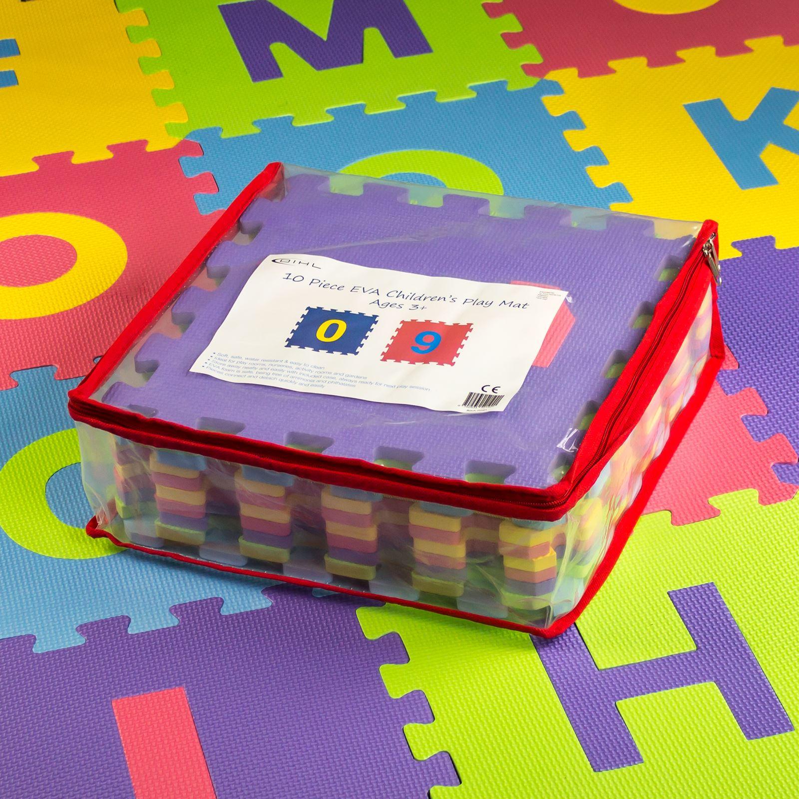 30cm x 30cm Childrens Babies Soft EVA Foam Play Mat Alphabet
