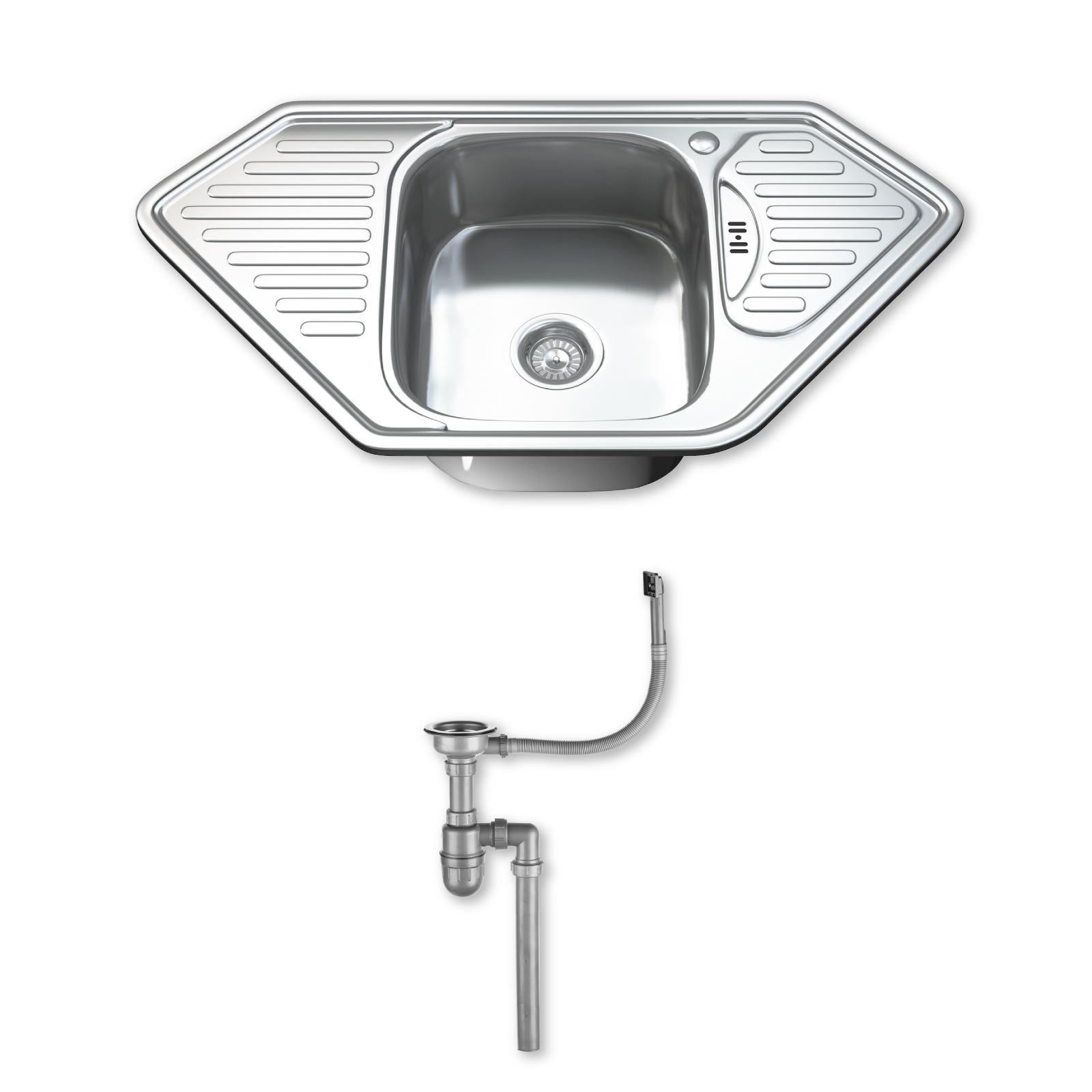 Kitchen Sink Waste B Amp