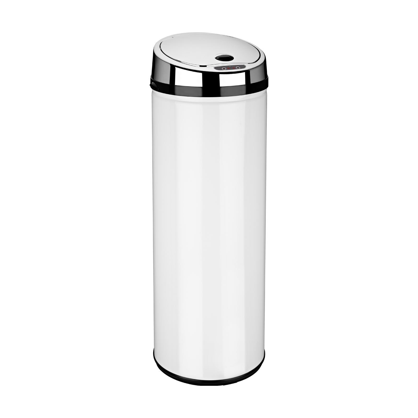Kitchen Waste Bins: Dihl 30L 42L 50L Origin Round White Kitchen Waste